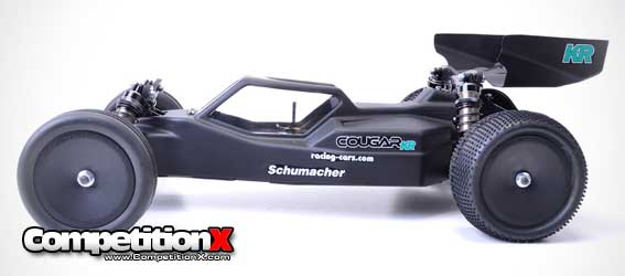 Schumacher Cougar KR 2WD Competition Buggy