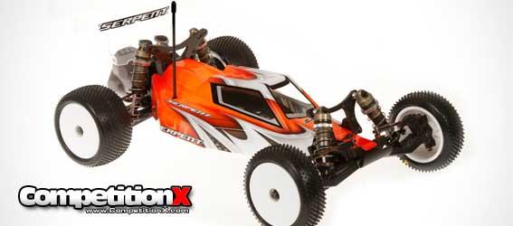 Serpent Spyder SRX-2 RM 2WD Buggy