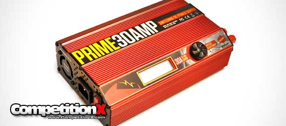 Racers Edge PRIME 30A Power Supply