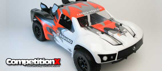 Racers Edge Pro4 Enduro RTR Short Course Truck