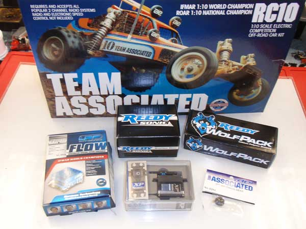 Team Associated RC10 Classic Build