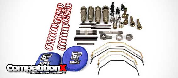 TLR Tuning Kit for the Losi 5IVE-T