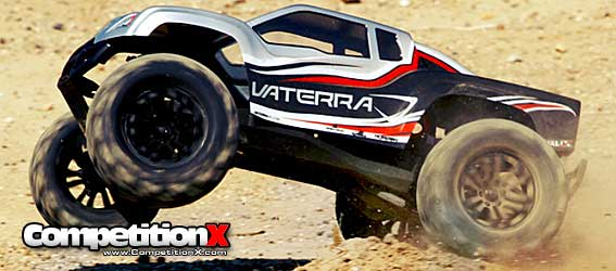 Vaterra RC Halix 4WD Monster Truck