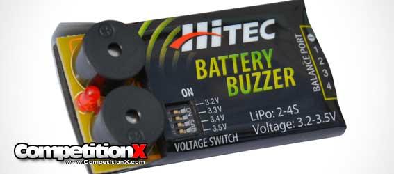 Hitec Low Battery Voltage Alarm