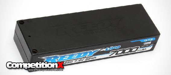 Reedy 7000mAh 65C 7.4V Competition LiPo Battery