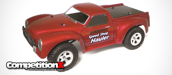 Parma Speed Shop Hauler Short Course Truck Body