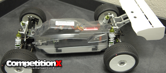 STRC 1/8 E-Buggy Conversion Kit for the Traxxas Slash 4×4