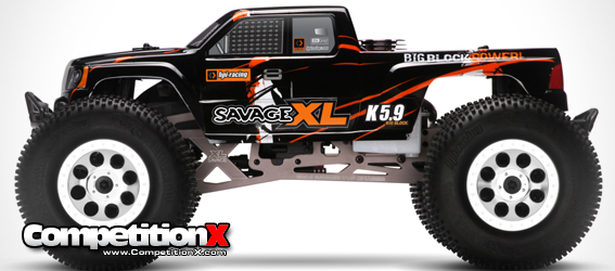 HPI Savage XL 5.9 Updated for 2014