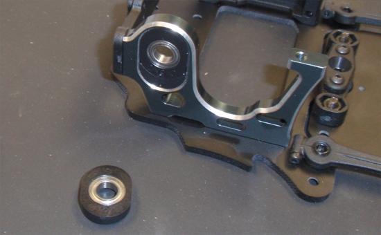 Speed Passion LM-1 LeMans Build - Part 15 - Rear Pod