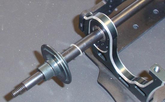 Speed Passion LM-1 LeMans Build - Part 16 - Rear Pod
