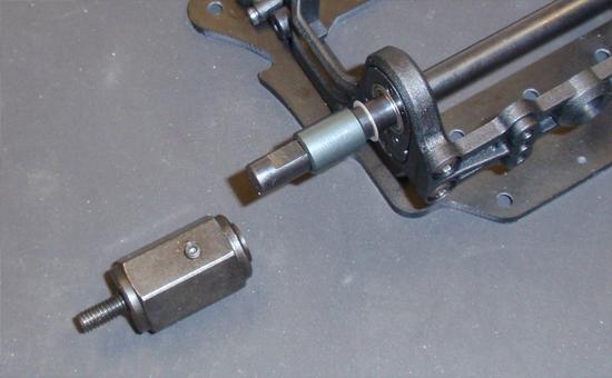 Speed Passion LM-1 LeMans Build - Part 17 - Rear Pod