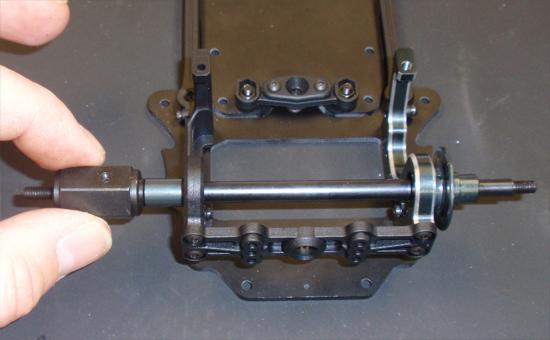Speed Passion LM-1 LeMans Build - Part 18 - Rear Pod