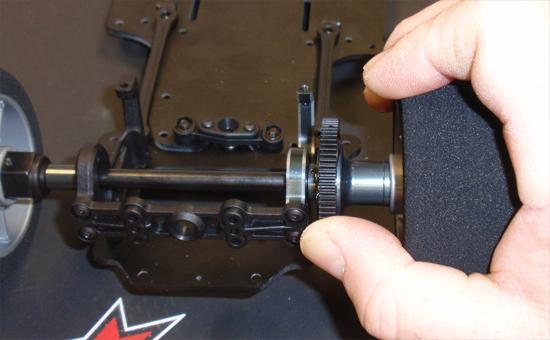 Speed Passion LM-1 LeMans Build - Part 24 - Rear Pod