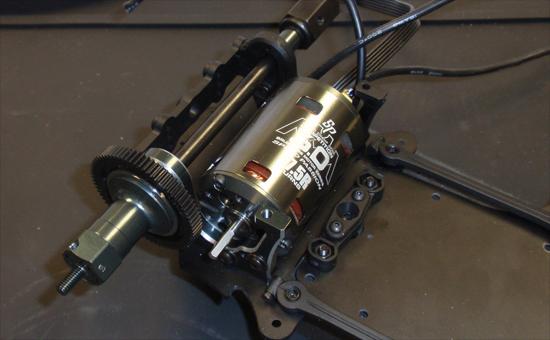 Speed Passion LM-1 LeMans Build - Part 28 - Rear Pod