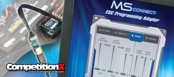 TrakPower MS Connect ESC Programming Adapter