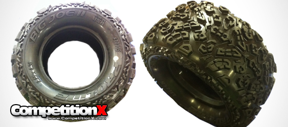 Proline Big Joe II Tire – For Traxxas 2.8″ Beadlock Wheels