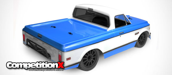 JConcepts 1972 Chevy C10 Speed Run Body