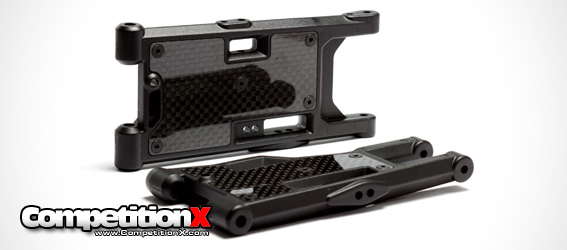 AVID RC .75mm Carbon Fiber Arm Inserts for the Hot Bodies D812