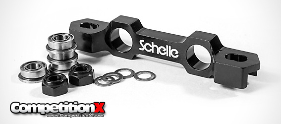 Schelle Racing Releases Zero-Slop Ball Bearing Steering for Kyosho RB6, RT6, SC6