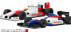 Protoform F1-Thirteen/F1-Fourteen Formula 1 Bodies