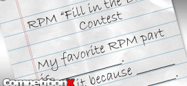 "RPM's ""Fill in the Blanks"" Contest Goes Live! Win Stuff!"