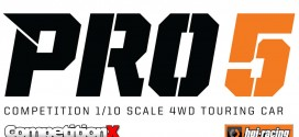 HPI Racing Announces – PRO 5 Touring Car is on the Way!