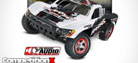 Traxxas Slash Now Comes With … SOUND!