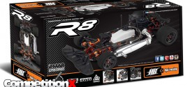 Hot Bodies R8 1/8 Scale Nitro Car