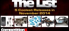 The List – November 2014