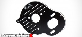 AVID RC Vented Motor Plate for Team Associated B5, B5M, T5M