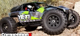 Axial Yeti XL 4WD Buggy Kit