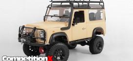RC4WD Gelande II RTR D90 Truck Kit