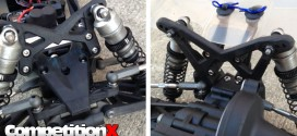 Schelle Racing Titanium Upper Screw Kit for TLR 22 2.0 Mid