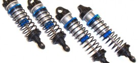 Team Associated B5M Build – Part 6 – Shocks