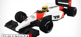 Team Saxo TS01097 Formula 1 Body
