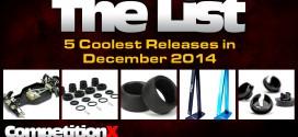 The List – December 2014