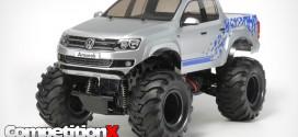 Tamiya Volkswagen Amarok Custom Lift Truck