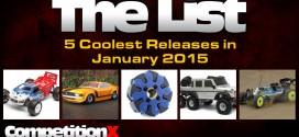 The List – January 2015