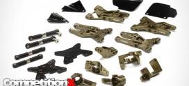 Integy Billet Machined Suspension Kit for HPI Ken Block & WR8 3.0