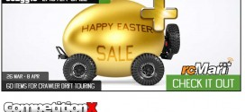 RCMart's Egg-Siting Easter Sale