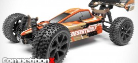 HPI/Maverick Releases the 1/8 Scale DesertWolf and TimberWolf