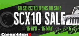 Axial SCX10 Parts Sale Going on at RCMart