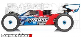 Team Associated's New 1/8 Scale is Close