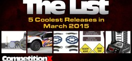 The List – March 2015