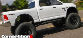 Axial 2015 Ram 2500 Power Wagon Body