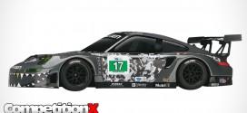 HPI RS4 Sport 3 Porsche 911 GT3R Flux RTR