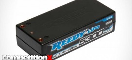 Reedy 5300mAh 70C 7.4V Competition Shorty LiPo Battery