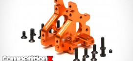 Exotek Alloy Bulkhead Set for the HPI Sprint 2