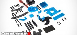 Yeah Racing Graphite Upgrade Kit For Tamiya M05