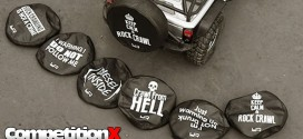 Yeah Racing Spare Tire Cover